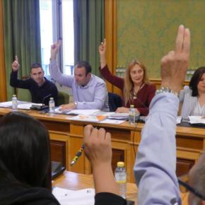 Cs critica la falta de compromiso del PP con la discapacidad al oponerse a su moción para adaptar los contenedores