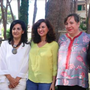"""Orlena de Miguel: """"La feria de Hellín es una oportunidad para entrar de lleno en contacto con la sociedad civil, la cultura y la gastronomía hellinera"""""""