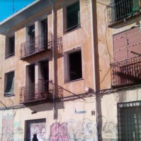 """Cs urge a Mariscal la demolición subsidiaria de los edificios en ruinas del Paseo de San Antonio """"por motivos de seguridad"""""""