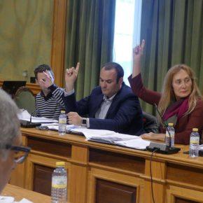 """Cs lamenta que PP y PSOE se opongan a depurar responsabilidades por la ocupación """"sin contrato"""" del edificio de Hurtado de Mendoza"""