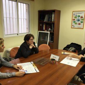 Ciudadanos se reúne con AFA para conocer las necesidades de los familiares de enfermos de Alzheimer de Albacete