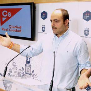 Cs Ciudad Real lamenta que el 'desgobierno' del PSOE esté dejando sin luces de Navidad a la capital