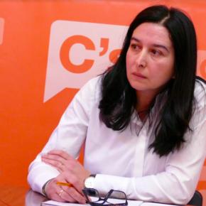 """Araceli de la Calle: """"esperamos que la ejecución definitiva del aparcamiento de Santa Teresa contemple zonas verdes"""""""