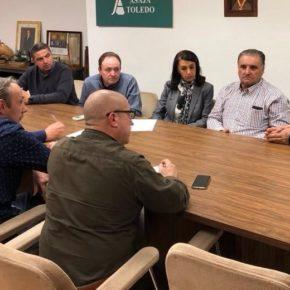 Cs Toledo se reúne con ASAJA Toledo para abordar la situación del sector agrario y ganadero