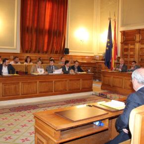 La eliminación de las barreras arquitectónicas, el turismo, la digitalización y la seguridad centran las enmiendas de Cs los presupuestos de la Diputación de Toledo