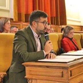 """Luis Martín: """"El trabajo de Ciudadanos en esta Institución ha abierto canales de diálogo que no existían antes, canales que sirven para lograr las mejoras que la provincia de Toledo necesita"""""""