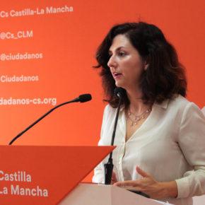 """Orlena de Miguel: """"El PSOE debe de dejar de engañar a los castellanomanchegos. Pedro Sánchez no está negociando los presupuestos con C-LM con Page sino con Torra, ERC y EH Bildu"""""""