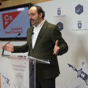 Cs Ciudad Real hace balance de FITUR tras escuchar los discursos vacíos en iniciativas turísticas para la capital