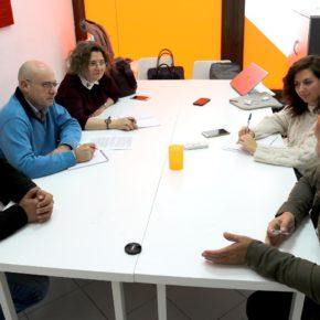 Ciudadanos se reúne con la plataforma de Agricultura Ecológica de la región para hacer un diagnóstico de la situación de este sector en C-LM