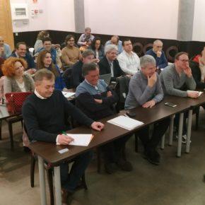 Ciudadanos Ciudad Real reúne a sus coordinadores para marcar la línea de trabajo de cara los próximos meses