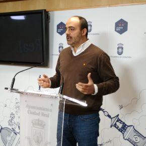 Ciudadanos Ciudad Real llevará a pleno una iniciativa para cubrir inmuebles en rehabilitación y solares con lonas artísticas