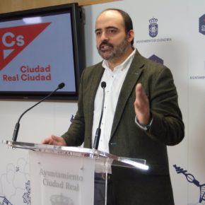 """Francisco Fernández-Bravo: """"Ciudadanos trabaja desde las instituciones por la igualdad real y efectiva entre mujeres y hombres"""""""