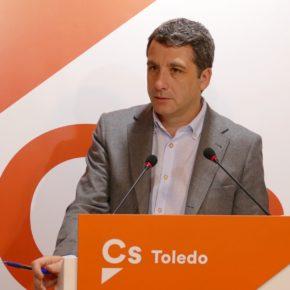 """Esteban Paños: """"es oportunista que Tolón diga ahora que estudiará reordenar el tráfico de autobuses en el Casco cuando no ha hecho nada en cuatro años"""""""