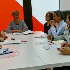 Cs C-LM mantiene una reunión con EAPN C-LM para trazar las líneas de trabajo y defensa de las personas en riesgo de exclusión social