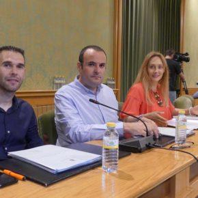 El Grupo Municipal Ciudadanos devuelve a las arcas municipales el dinero que no ha requerido para su funcionamiento