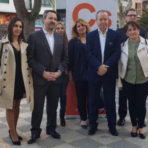 José Luis Muñoz y Jaime Saiz Candidatos al Congreso y al Senado por Cuenca