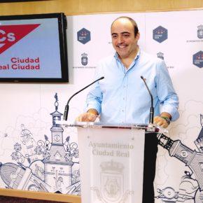 CiudadanosCiudad Real presentará al próximo pleno un plan de dinamización de la Mesa de Salud