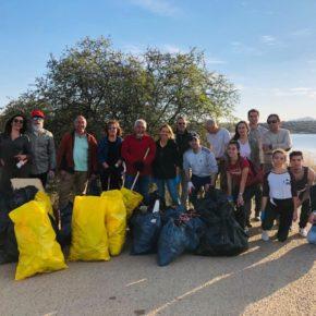 Jcs de C-LM acuden a la jornada de limpieza de los entornos naturales de la Región