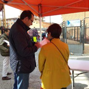 Cs Guadalajara explica a los alcarreños sus 'medidas directas' contra la despoblación