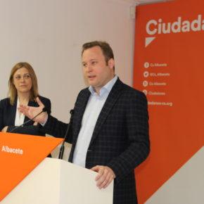 """Vicente Casañ: """"Ciudadanos es el único partido que realmente puede impulsar los avances que Albacete necesita"""""""