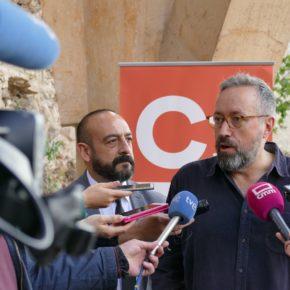 """Girauta: """"El voto a Cs servirá para desalojar a Sánchez de la Moncloa"""""""