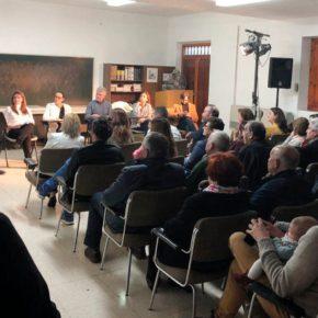 Cs Ciudad Real reivindica el papel de la mujer en el mundo rural en Torre de Juan Abad
