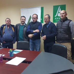 """José Luis Muñoz: """"El campo y la ganadería son estratégicos para la provincia de Cuenca"""""""