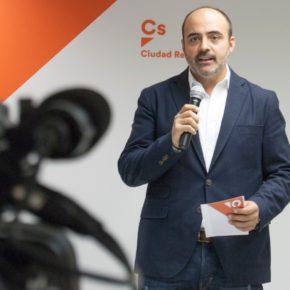 """Francisco Fernández-Bravo: """"No puede ser que Ciudad Real sea la peor provincia de nuestro entorno en creación de empleo. Tenemos que sacar esta provincia del pozo del bipartidismo"""""""