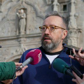 """Girauta: """"Soy afortunado de estar haciendo esta campaña en Toledo porque es una ciudad magnifica y tengo confianza en que vamos a sacar el escaño"""""""