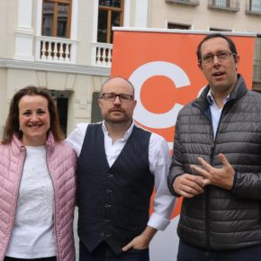 """María Ángeles Rosado: """"El único partido que está en una disposición real de sacar a Sánchez de la Moncloa es Cs"""""""