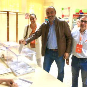 """Francisco Fernández-Bravo: """"Queremos que todo el mundo venga a votar, porque España necesita un gobierno centrado, reformista, que huya de los extremismos"""""""