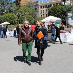 """Arteaga: """"Vamos a llenar las urnas de votos naranjas para sacar a Sánchez y Puigdemont de la Moncloa y poner a Albert Rivera e Inés Arrimadas"""""""
