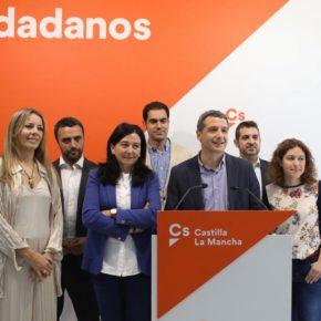 """Esteban Paños: """"Tenemos equipo y proyecto para colocar a Toledo en el siglo XXI y conseguir una ciudad cohesionada que cuente con todas las personas y colectivos"""""""