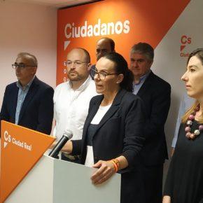 Ciudadanos Ciudad Real presenta a los candidatos a la alcaldía que concurren a las elecciones del próximo 26 de mayo