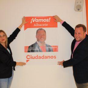 "Vicente Casañ: ""La alcaldía de Albacete va a tener color naranja"""