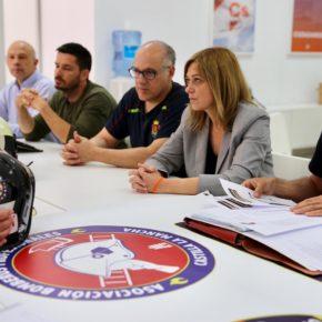 """Carmen Picazo: """"Vamos a apostar por una Ley de coordinación de todos los servicios de emergencias de C-LM"""""""