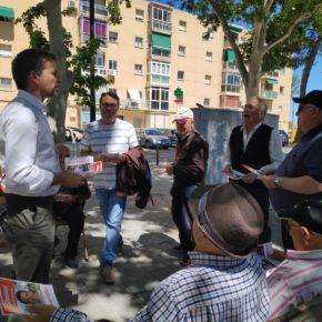 """Rafael Pérez Borda: """"Vamos a desarrollar programas municipales que pongan especial atención en el envejecimiento activo"""""""