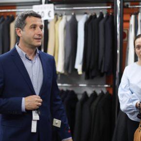 """Esteban Paños: """"Vamos a impulsar el comercio local en Toledo con medidas de apoyo específicas para cada barrio e incentivos fiscales"""""""