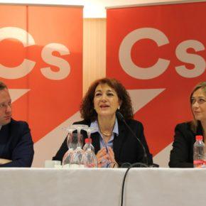 """Soraya Rodríguez: """"Desde Cs vamos a trabajar para garantizar que las reglas son iguales para todos y que se cumplen"""""""