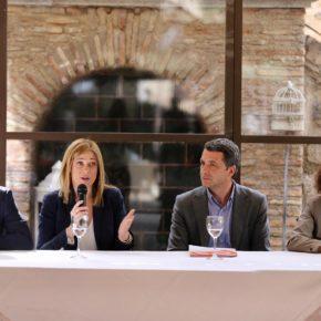 Cs presenta en Toledo las medidas de sus programas local, regional y europeo para abordar los retos del presente poniendo el foco en el futuro
