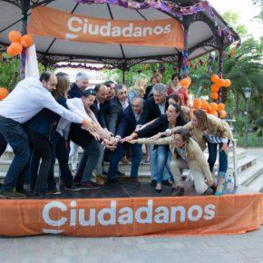 """Úrsula López: """"Ciudad Real es una provincia con talento con potencial y eso es por lo que vamos a apostar en Cs"""""""