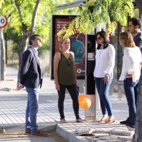Transporte Público a Demanda y puntos de recarga eléctrica, apuestas de Cs en materia de movilidad en Toledo