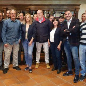 """Carmen Picazo: """"Estamos comprometidos con el sector vitivinícola, y por eso, vamos a poner en marcha la creación de una Red interprofesional del Vino en C-LM"""""""