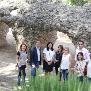 Ciudadanos va a volcarse para que Toledo sea Capital Europea de la Cultura