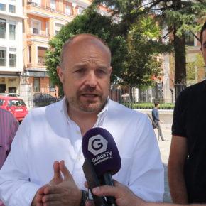 """Alejandro Ruiz: """"Mientras Cs quita de sus listas a imputados el PP los mantiene"""""""