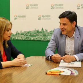 """Carmen Picazo: """"Vamos a elaborar un Plan de Agroindustria de Castilla-La Mancha con el que reforzaremos nuestro apoyo a la agricultura y la ganadería desde una óptica empresarial moderna"""""""