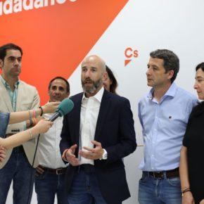 """David Muñoz: """"Nosotros vamos a seguir trabajando por nuestro proyecto en el que han confiado más castellanomanchegos que en 2015"""""""