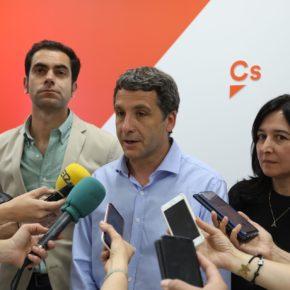 Ciudadanos revalida sus tres concejales en el Ayuntamiento de Toledo