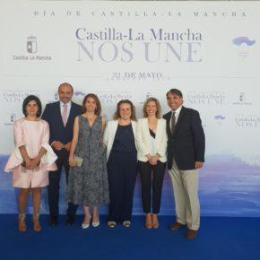 """María Dolores Arteaga: """"Queremos una C-LM de igualdad, de oportunidades y de futuro"""""""