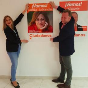 """Carmen Picazo: """"El próximo 26M ganarán los castellanomanchegos porque estamos convencidos de que con su voto pondrán fin al bipartidismo"""""""